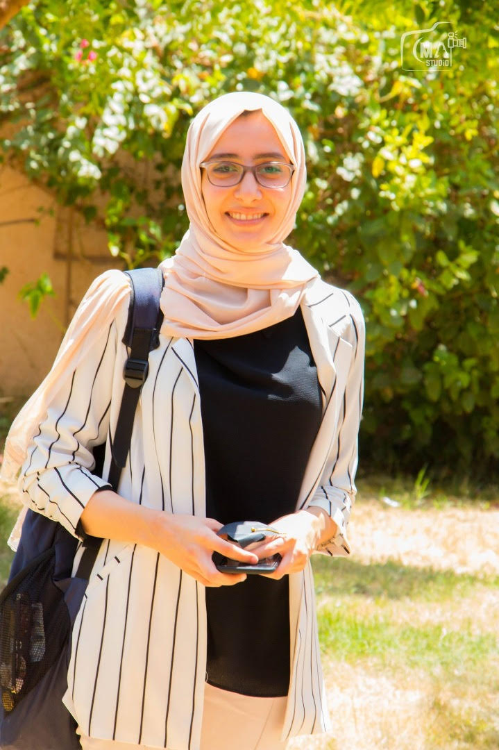 """فاطمة ناصر، مؤسسة """"يامّي"""""""