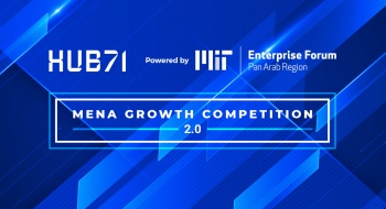 Launching Hub71 MENA Growth Competition 2.0