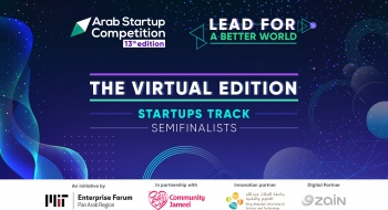 Meet Arab Startup Competition semifinalists: Startups Track #ASC2020