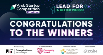 Six Arab Startups Win Big at 13th edition of MITEF Arab Startup Competition